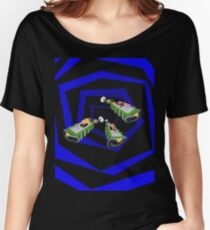 Day of the Tentacle - Time Machine  Women's Relaxed Fit T-Shirt