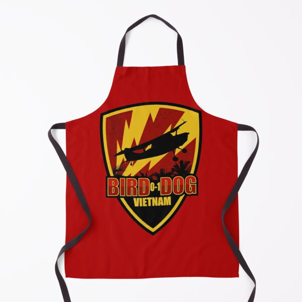 Bird Dog Vietnam Apron