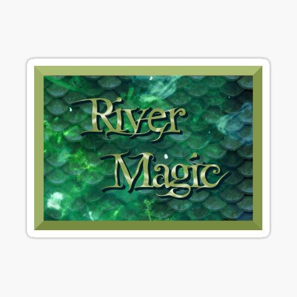 River Magic Sticker