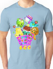 Shopkins basket Unisex T-Shirt
