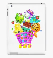 Shopkins basket iPad Case/Skin