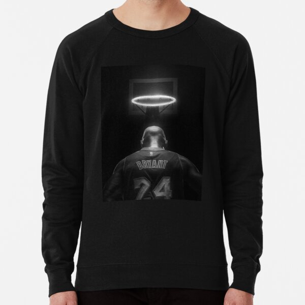 Kobe Bean Bryant Art Lightweight Sweatshirt