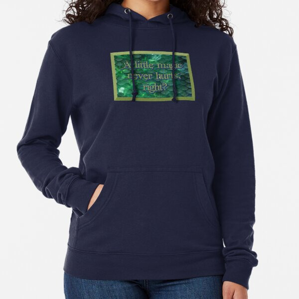 A little magic never hurts, right? Lightweight Hoodie
