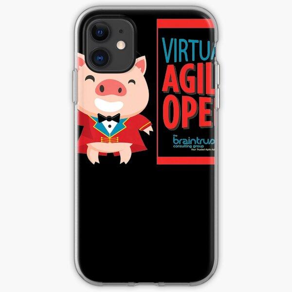 Virtual Agile Open 2020 iPhone Soft Case