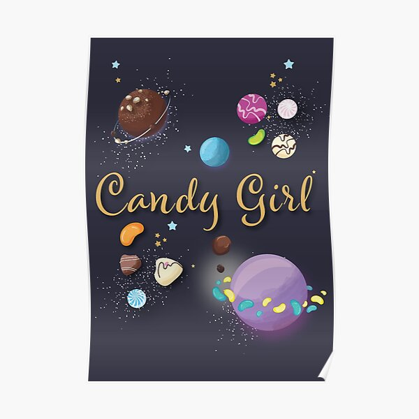 Candy Girl Poster