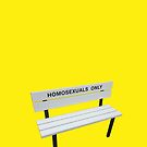 homosexuals only by buselikmakami