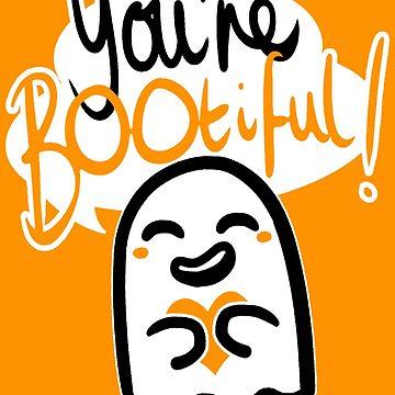 random - you're bootiful by DoodlesByAdzie