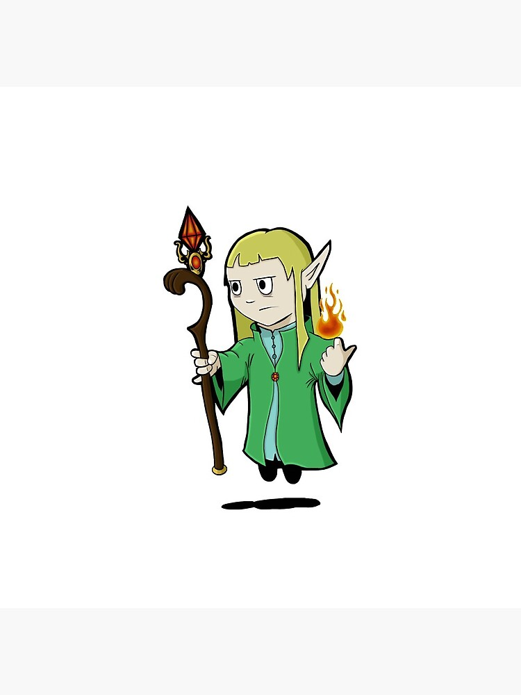 Emyr the Elf by Icarus-Games