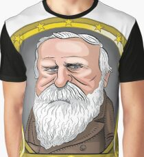 President Rutherford B. Hayes Graphic T-Shirt