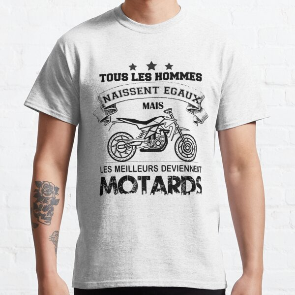 Motard T-Shirts | Redbubble