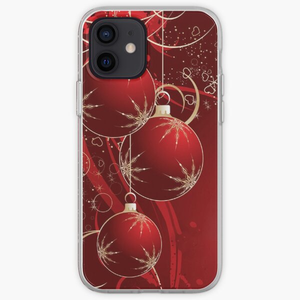 Christmas Phone Case Cover skins iPhone Soft Case