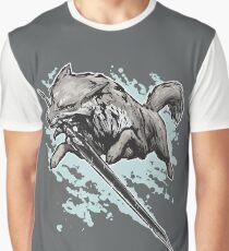 The Swordswolf Graphic T-Shirt