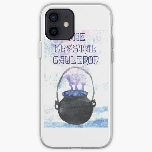 The Crystal Cauldron- Light iPhone Soft Case