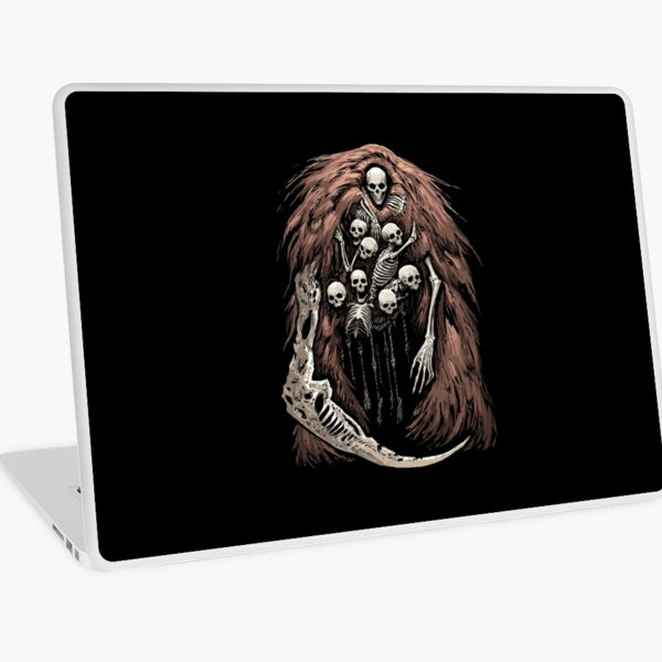 The Gravelord v.2 Laptop Skin