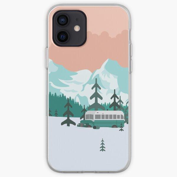 Dans la nature Coque souple iPhone