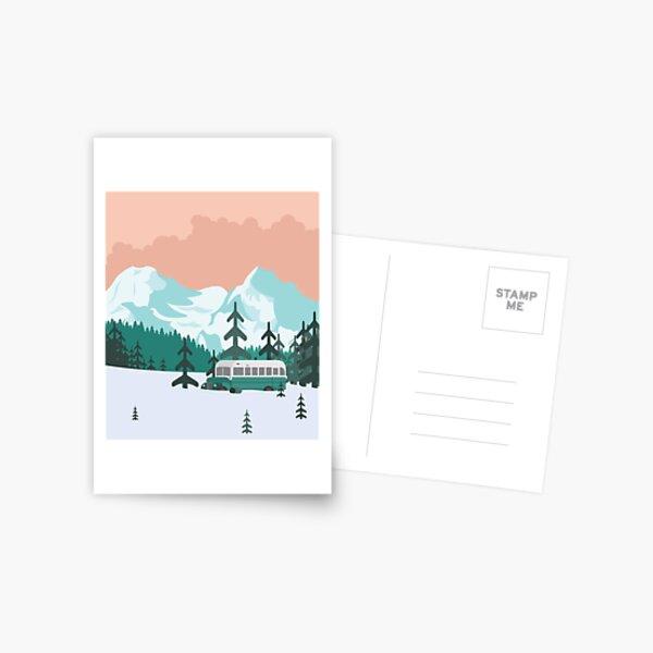 Dans la nature Carte postale