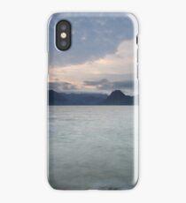 Loch Scavaig at Sunset iPhone Case/Skin
