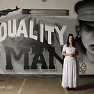 Duality of man by photohunter