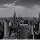 NYC Panorama by JMChown