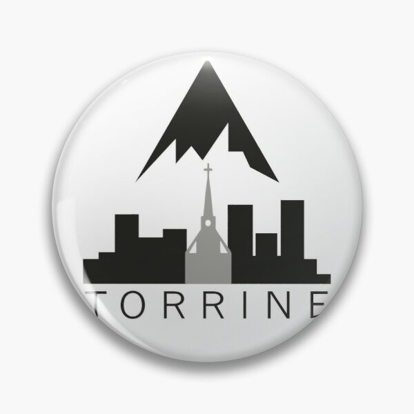 Torrine City Pin