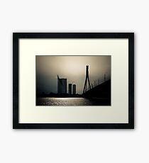 Riga Framed Print