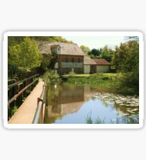 Throop Mill Reflections Sticker