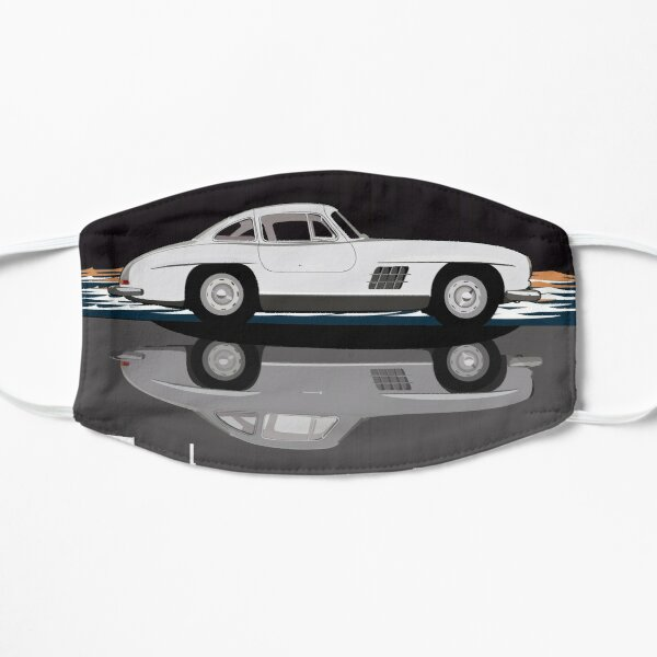 Mercedes 300 SL Flat Mask