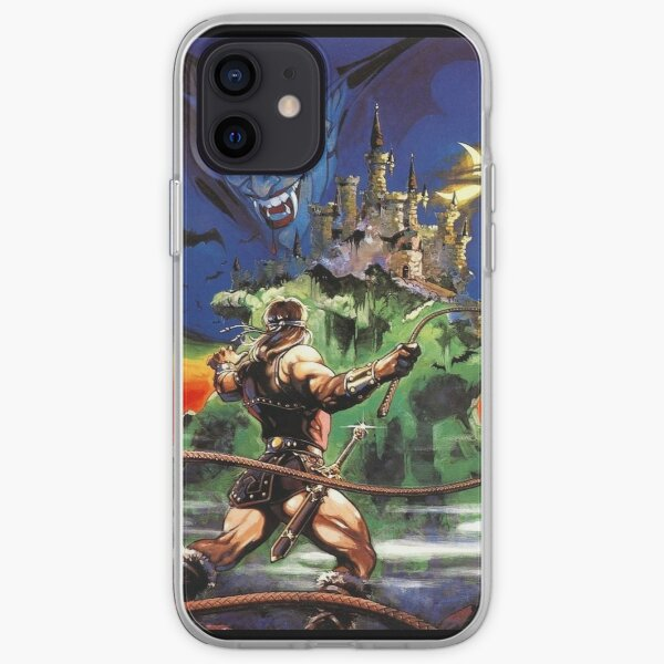 Castlevania  iPhone Soft Case