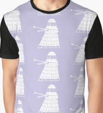 Dalek- Doctor who  Graphic T-Shirt