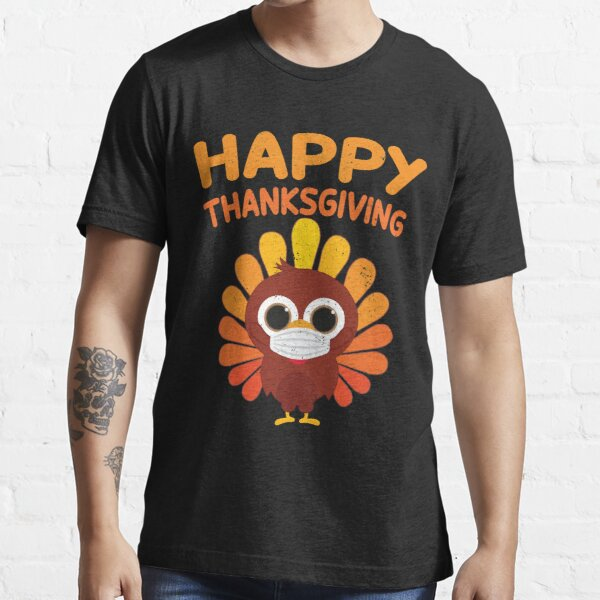 Happy Thanksgiving T-Shirt Essential T-Shirt