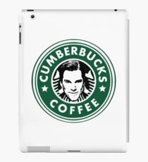 Cumberbucks Coffee iPad Case/Skin