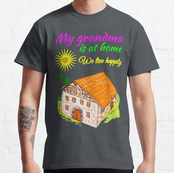 escape de la abuelita roblox new escape grandma s house obby Grandma House T Shirts Redbubble