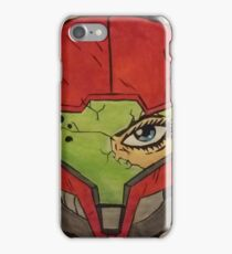 No One Messes with Samus iPhone Case/Skin