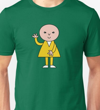 Bod Unisex T-shirt - Many Colours