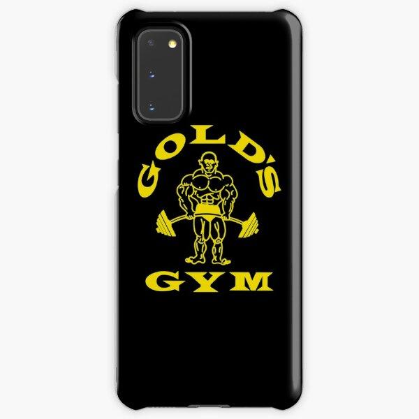 Gold's Gym Tshirt Samsung Galaxy Snap Case