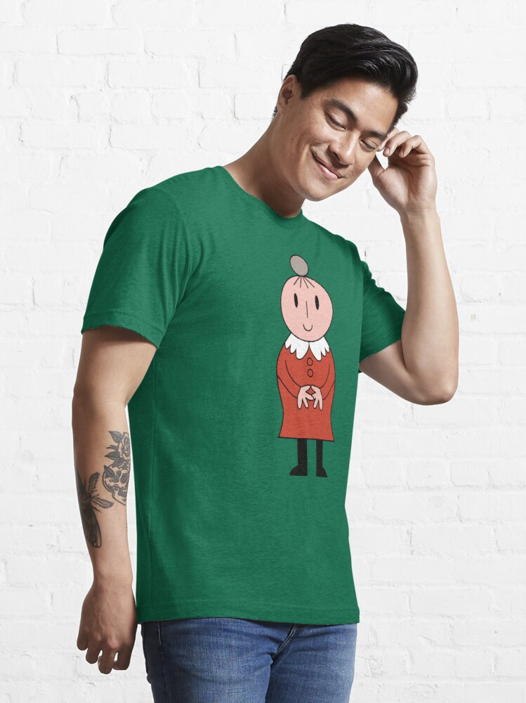 Alternate view of NDVH Aunt Flo Essential T-Shirt