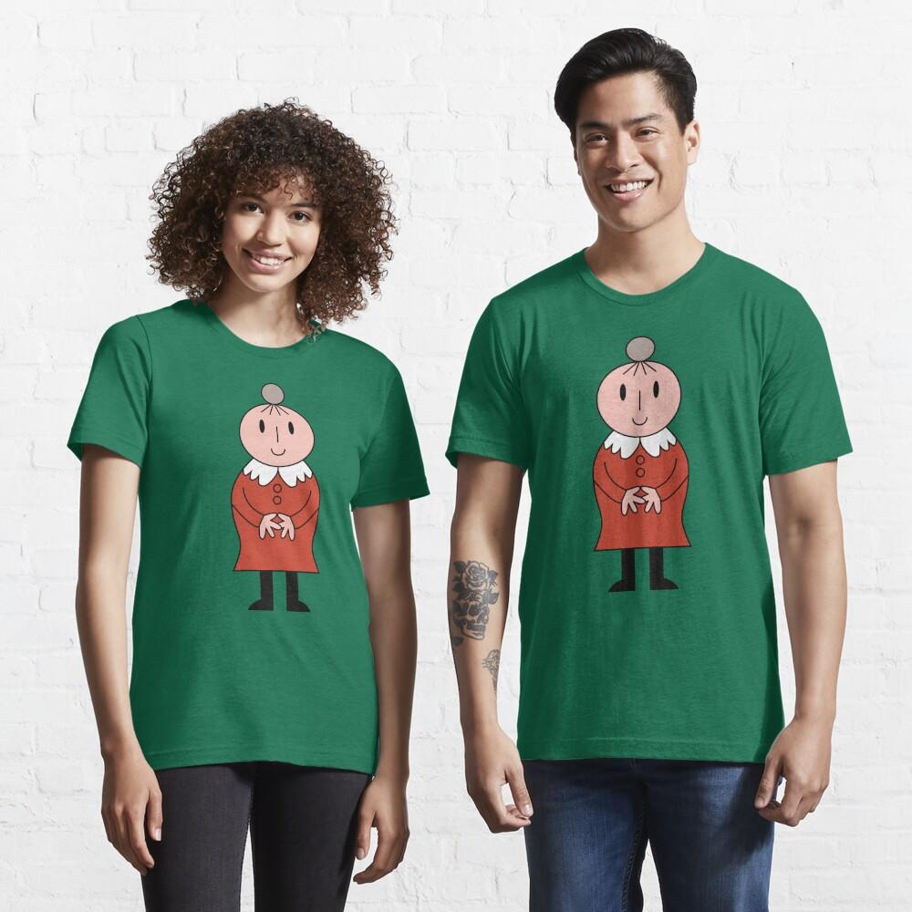 NDVH Aunt Flo Essential T-Shirt