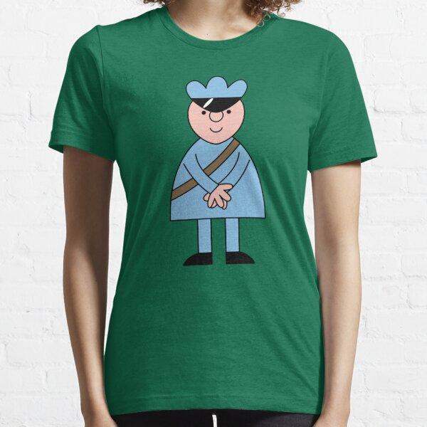 NDVH Frank the Postman Essential T-Shirt