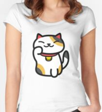 Ms Fortune Women's Fitted Scoop T-Shirt