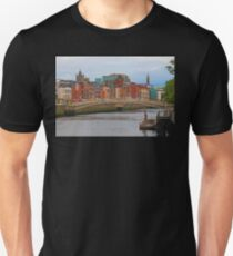 Dublin On The River Liffey Unisex T-Shirt