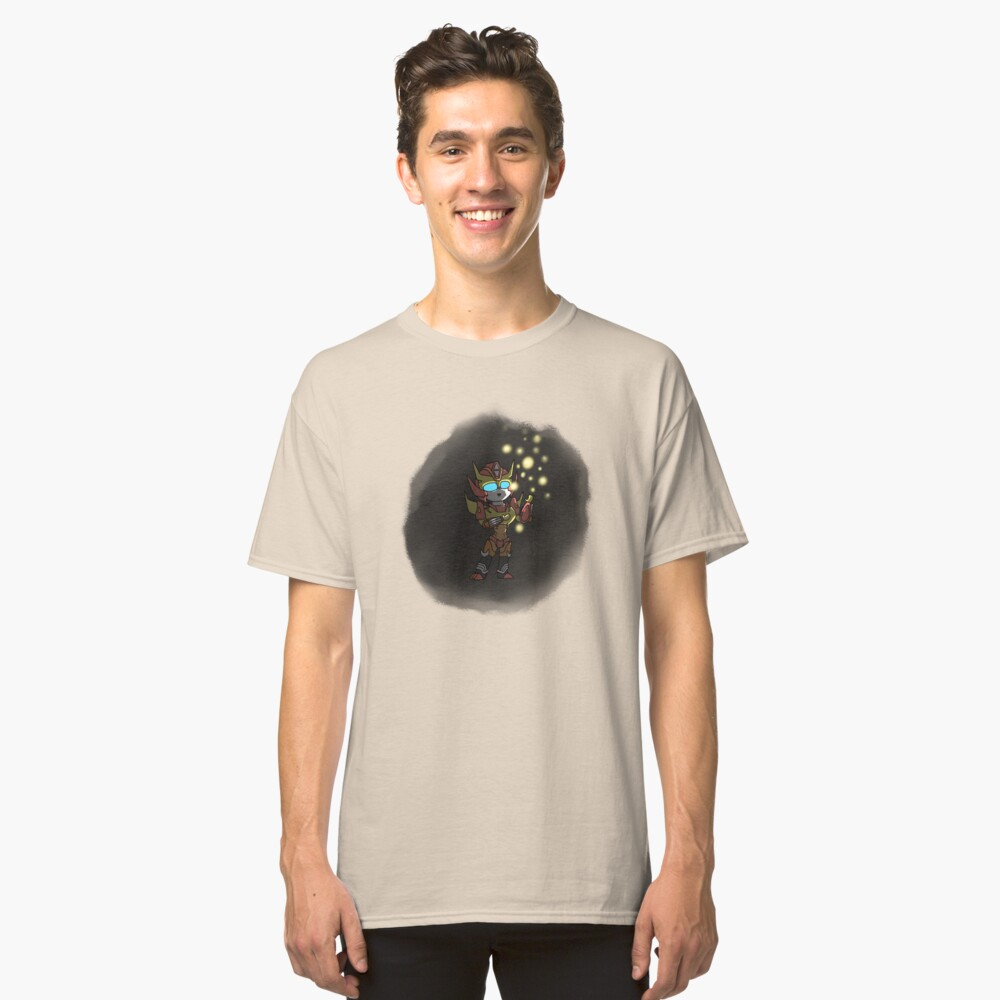 Catching Stars Classic T-Shirt Front