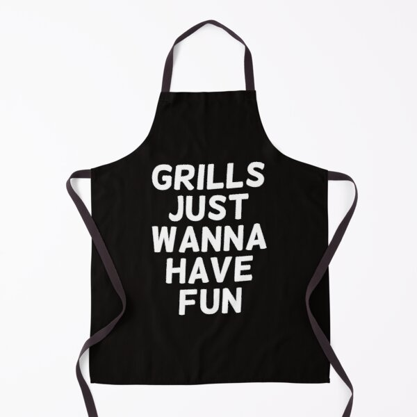 BBQ, Grill, Grilling, Have fun, Gift ideas, Gifts Apron