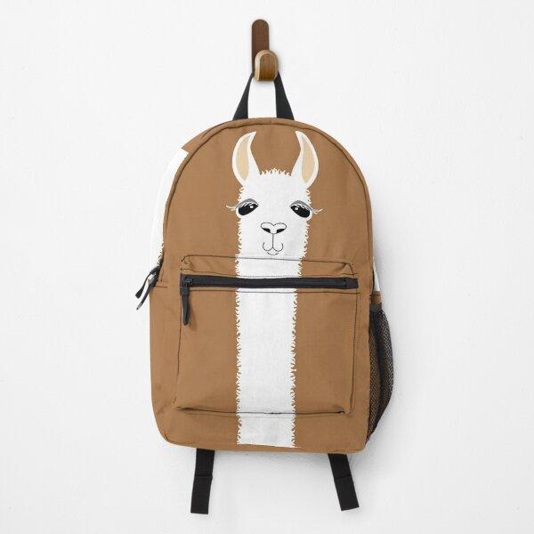 LLAMA PORTRAIT #9 Backpack
