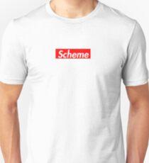 Scheme - Supreme Box Logo Unisex T-Shirt