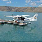 Cessna Caravan Seaplane, Talbot Bay, Western Australia by Margaret  Hyde