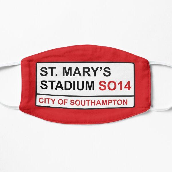 Équipe de football de Southampton Plaque de rue du stade St. Mary Masque sans plis