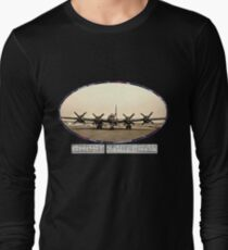 Ghost Squadron B-29 Bomber Long Sleeve T-Shirt