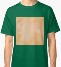 Abstract watercolor pattern background Classic T-Shirt
