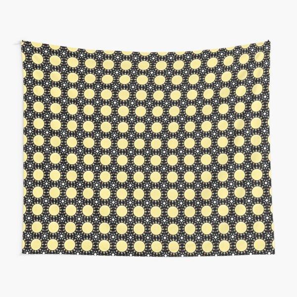Sun Tiles Tapestry