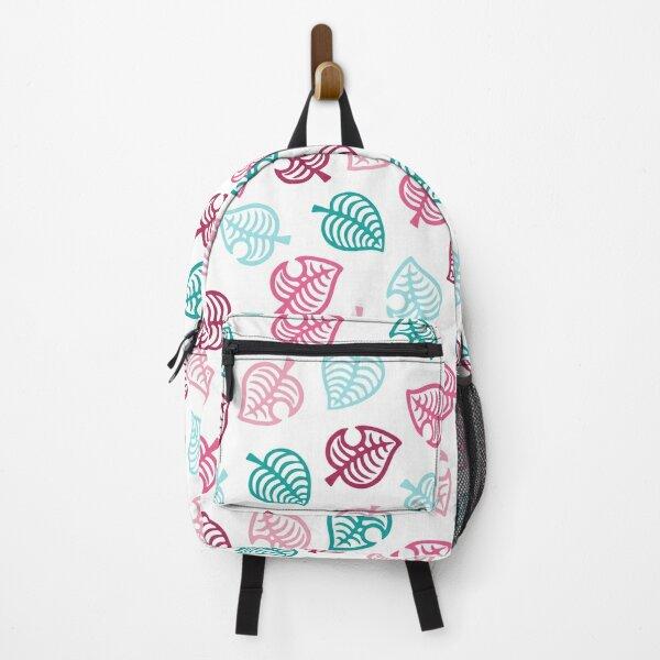 Animal motif pink Backpack